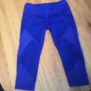 Like new Athleta ladies capris